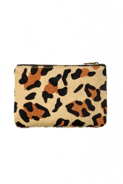 STATUS ANXIETY MAUD WALLET - LEOPARD