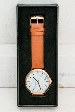 CHRISTIAN PAUL WATCH - AVALON MARBLE