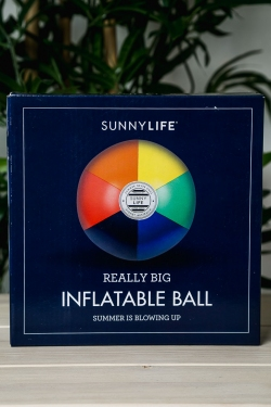 XL Inflatable Ball - Tenerife