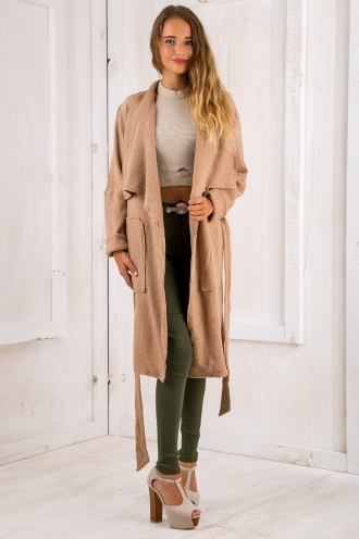London days coat - Beige