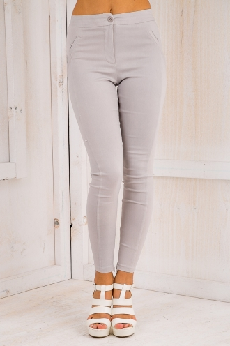 Raquel pants - light grey