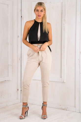 Mandy pants - Beige