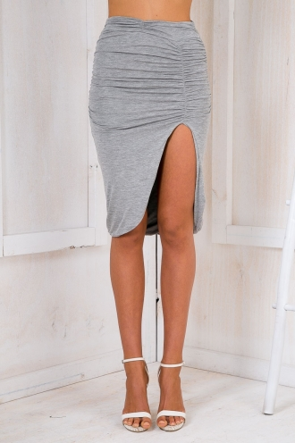 Eyes wide open skirt - Grey SALE