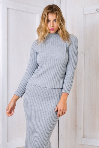 Lacey jane jumper - Grey