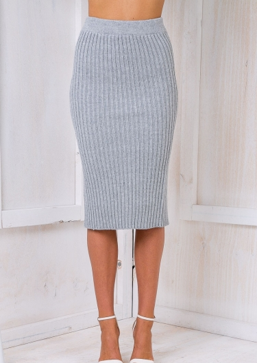 Lacey jane Skirt - Grey