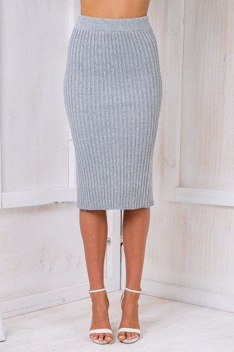Lacey jane Skirt - Grey SALE