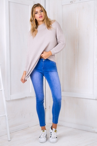 Tammy jumper - Taupe