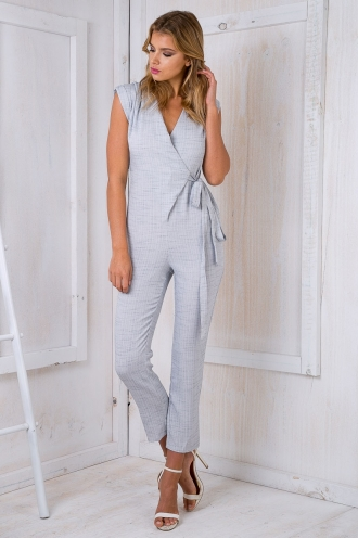 Aria jumpsuit - Grey
