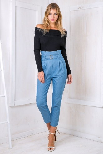 Ashley pants - Denim