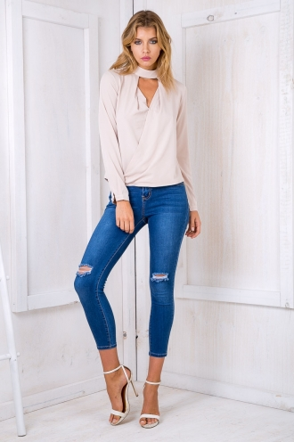 Martini skinny leg jeans - Blue Denim