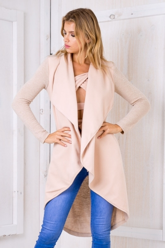 Bridget coat - Beige