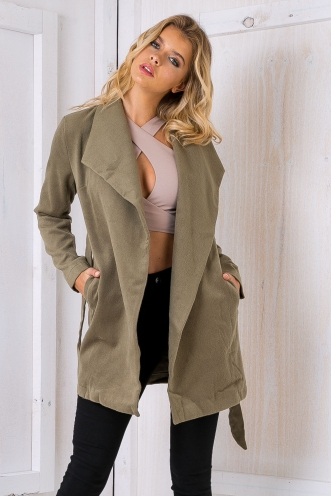 Maple winter coat - Khaki