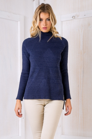 Monique jumper - Navy