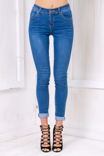 Perry skinny leg jeans - Blue Denim