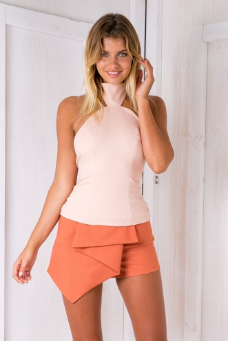 Raylee top - Beige SALE