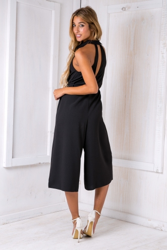 Carlie jumpsuit - Black