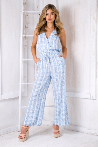 Blue islands jumpsuit - Blue Print
