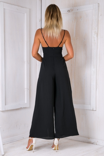 Rossalin jumpsuit - Black