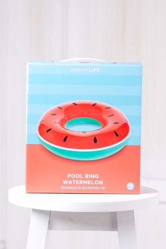 POOL RING WATERMELON - SUNNY LIFE