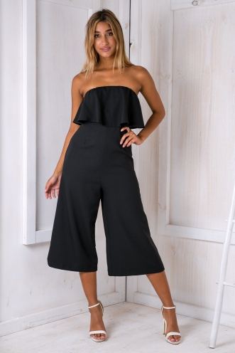 Natalia jumpsuit- Black