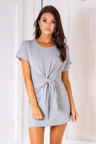 Lottie dress - Grey