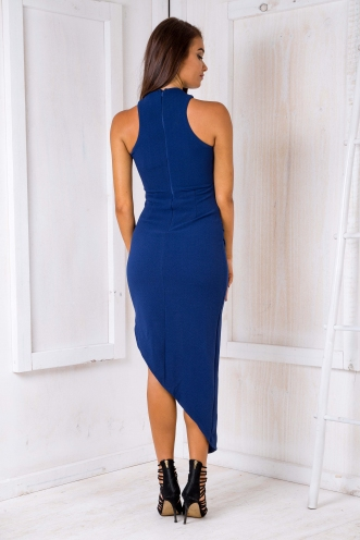 Tahnee evening dress- Navy blue