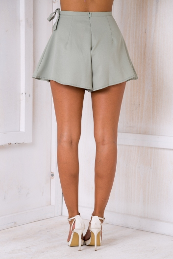 Fran shorts - Light Khaki