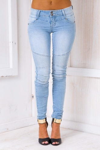 Chocolate Strawberry Low Waist Womens Jeans