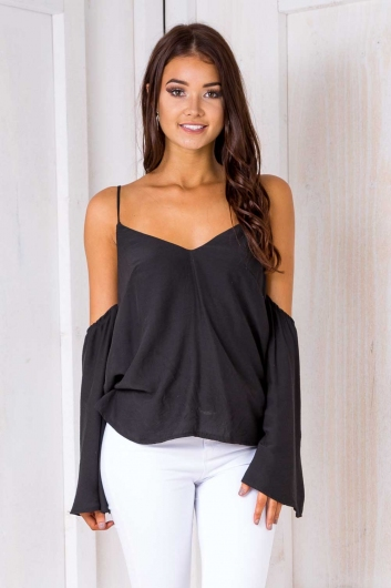 Gisela top - Black