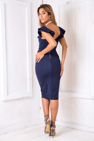 Vana dress - Navy