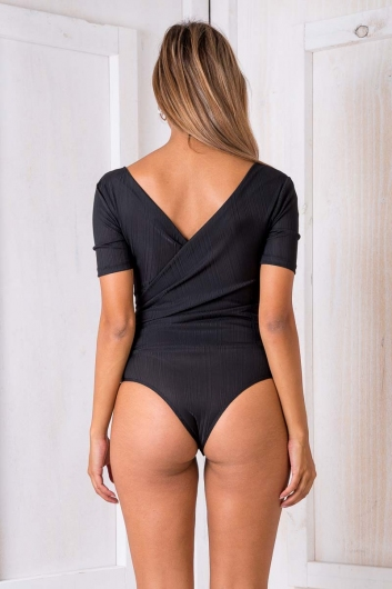 Lili bodysuit - Black