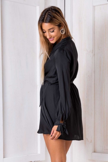 Tamazin dress - Black
