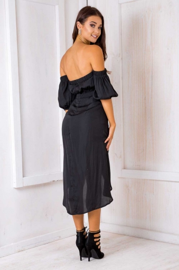 Jade dress - Black