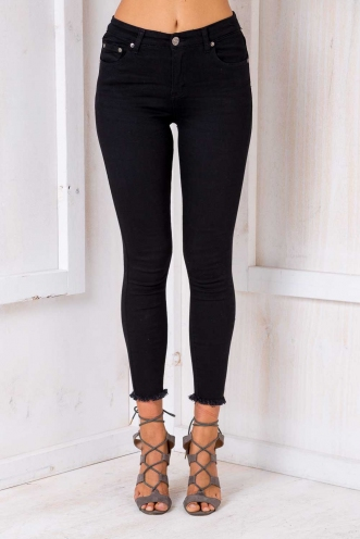 Athena denim jeans - Black