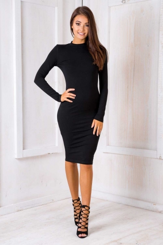 Robin Dress - Black