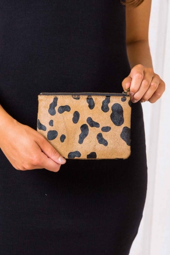 STATUS ANXIETY MAUD WALLET - WILD CAT