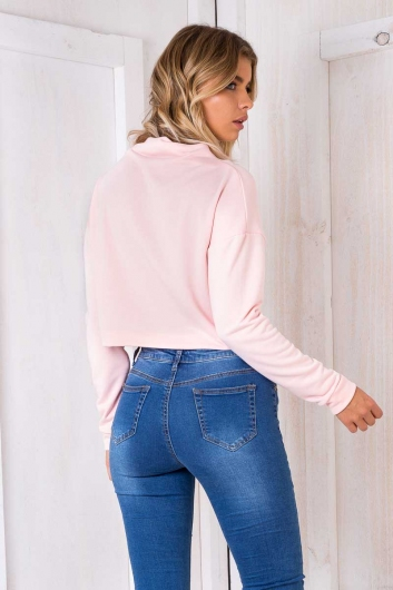 Desert Rose Jumper - Pink