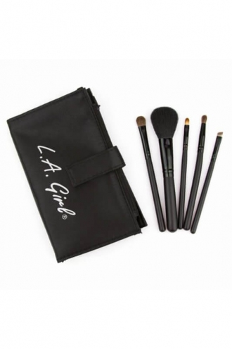 L.A. Girl - 5 Piece essential brush set