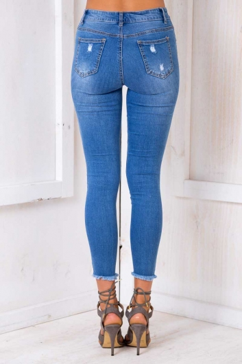 Archangels Jeans - Blue Denim