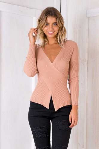 Pathways Top - Beige