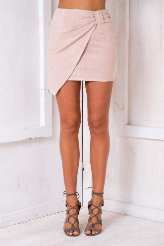London Skirt - Blush