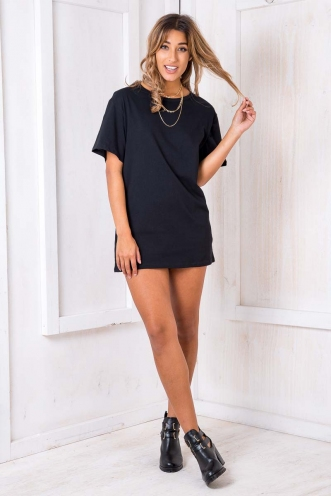 The Shire Dress - Black