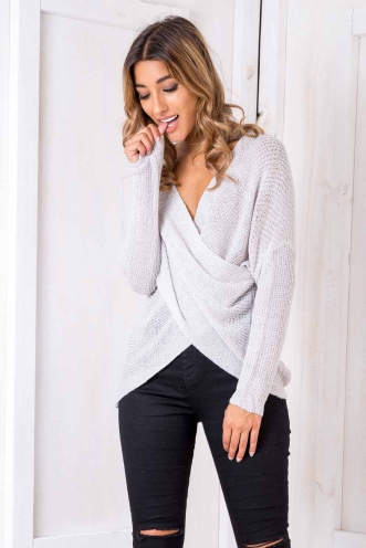 Tea Leaf Jumper - Grey