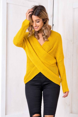 Tea Leaf Jumper - Mustard