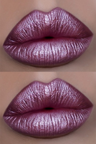 Gerard Cosmetics METAL MATTE LIQUID LIPSTICK - It's Complicated