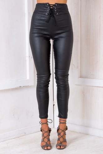 Crossroads Pants - Black