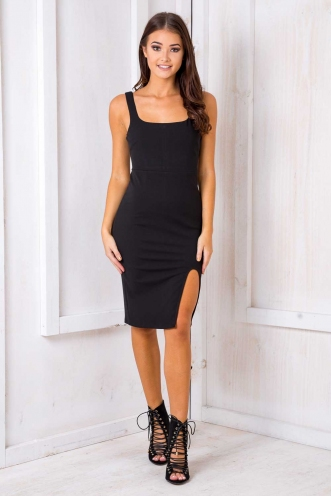 Luxe Dress - Black
