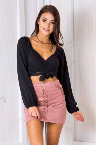 Summertime Madness Top - Black