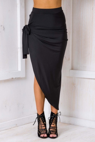 Vegas Skirt -Black