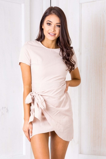 Ragdoll Dress -Beige